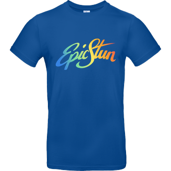 EpicStun - Color Logo B&C EXACT 190 - Royal