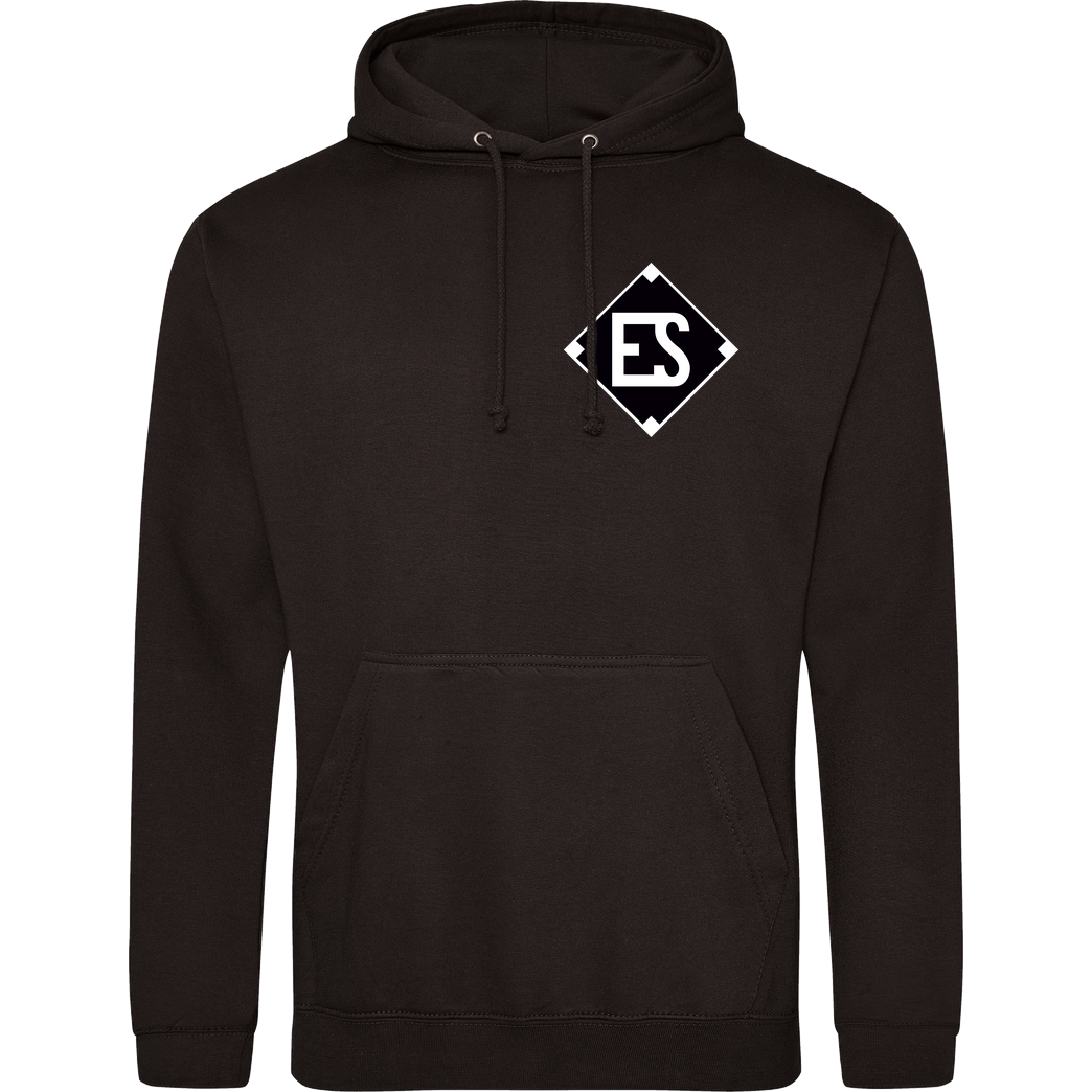 EngineSoldier EngineSoldier - Logo Sweatshirt JH Hoodie - Schwarz