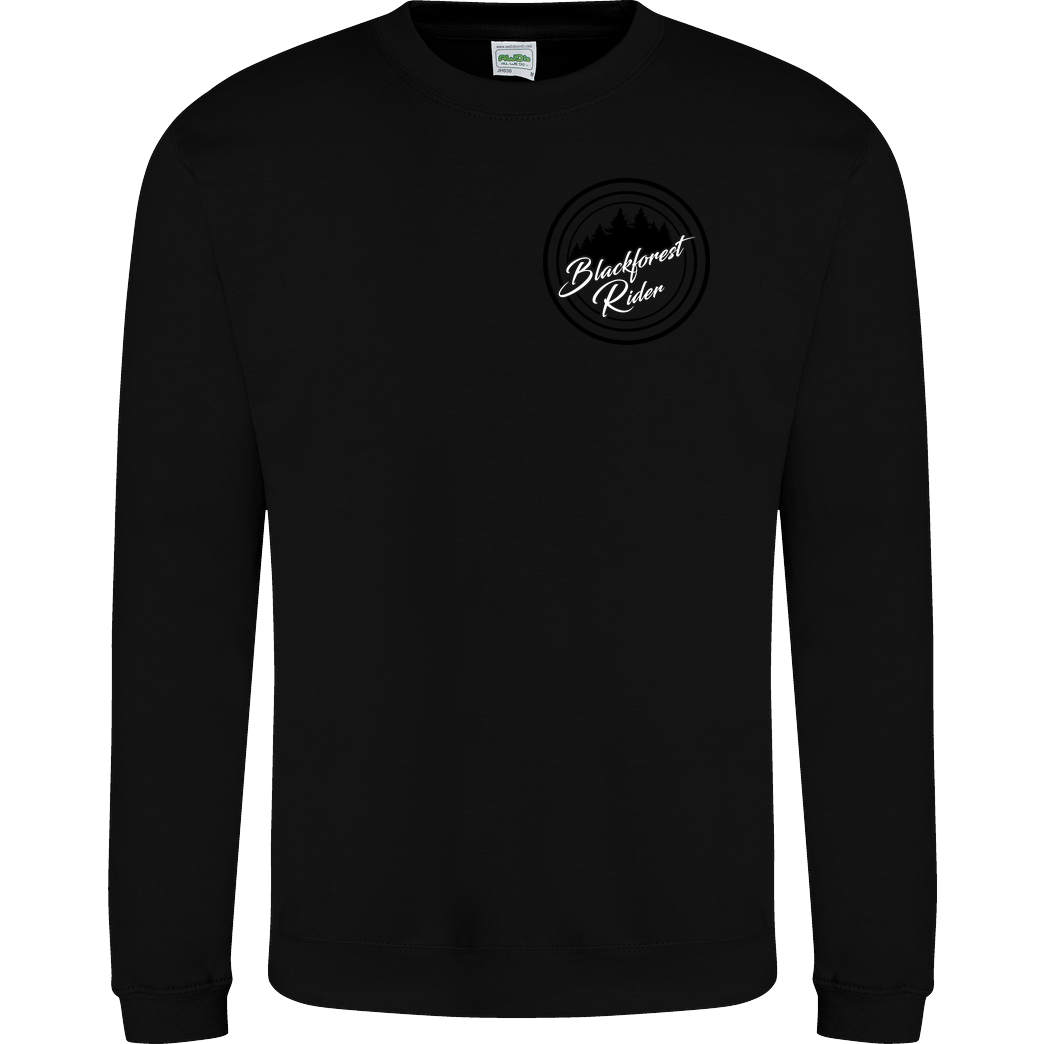Ride-More Ridemore - BlackForestRider Pocket Sweatshirt JH Sweatshirt - Schwarz