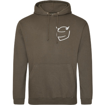 Ridemore - Miisses Black Logo Embroidered white