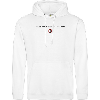 Geezy Geezy - Make Money Sweatshirt JH Hoodie - Weiß