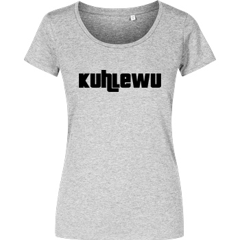 Kuhlewu Kuhlewu - Shirt T-Shirt Damenshirt heather grey