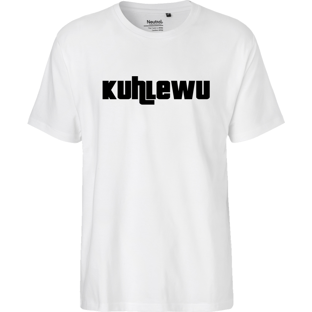 Kuhlewu Kuhlewu - Shirt T-Shirt Fairtrade T-Shirt - white