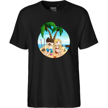 EpicStun EpicStun - Insel T-Shirt Fairtrade T-Shirt