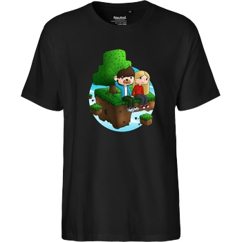 EpicStun EpicStun - SkyBlock T-Shirt Fairtrade T-Shirt