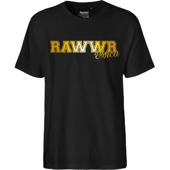 Yxnca Yxnca - RAWWR T-Shirt Fairtrade T-Shirt