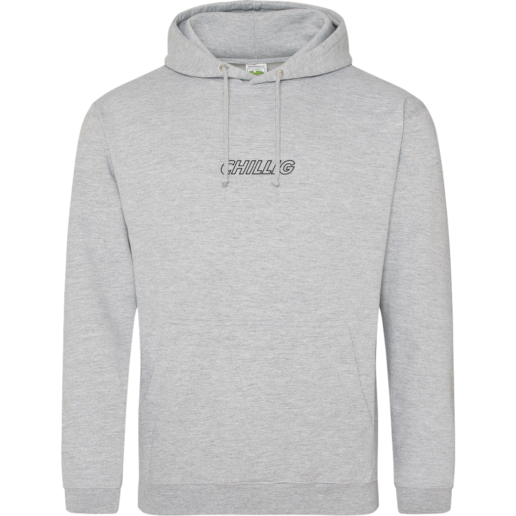 AimBrot Aimbrot - Chillig Sweatshirt JH Hoodie - Heather Grey