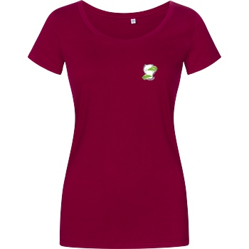 byStegi Stegi - Green Mind T-Shirt Girlshirt berry