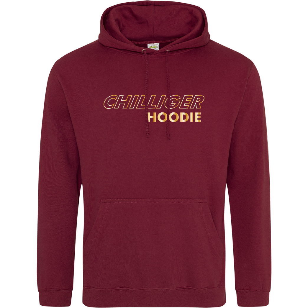 AimBrot Aimbrot - Chilliger Hoodie Sweatshirt JH Hoodie - Bordeaux
