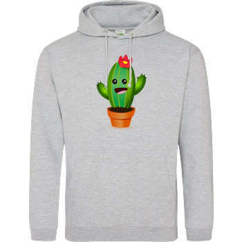 Brawl Bro - Stachel Bro big JH Hoodie - Heather Grey