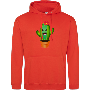 Brawl Bro - Stachel Bro big JH Hoodie - Orange