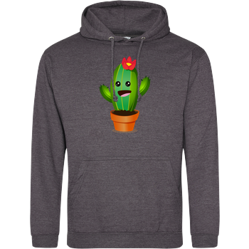 Brawl Bro - Stachel Bro big JH Hoodie - Dark heather grey
