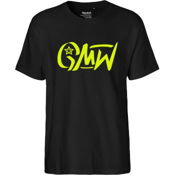 GMW GMW - GMW Logo T-Shirt Fairtrade T-Shirt