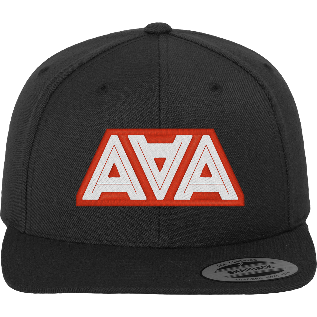 Alliteration am Arsch AAA - Cap Cap Cap black