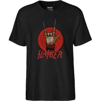 Pigboom Slasher T-Shirt Fairtrade T-Shirt