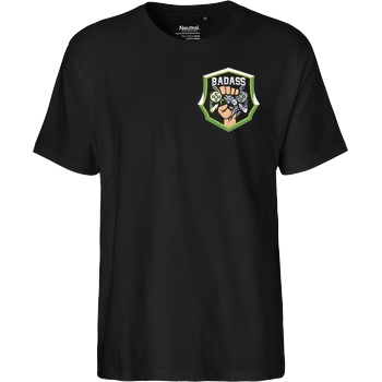 Danny Jesden Danny Jesden - Gamer Pocket T-Shirt Fairtrade T-Shirt - schwarz