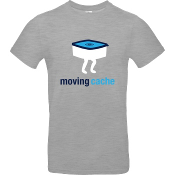 Moving Cache (girl) light blue