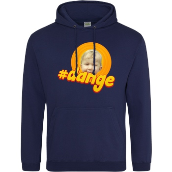 Kunga - #dange face orange