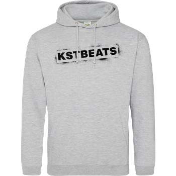 KsTBeats KsTBeats - Splatter Sweatshirt JH Hoodie - Heather Grey