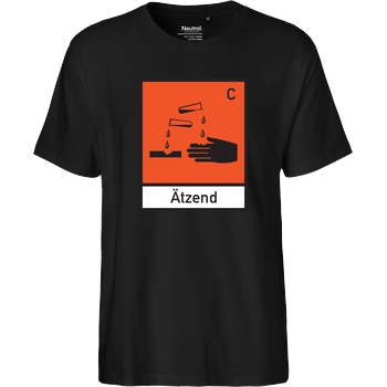 None Ätzend T-Shirt Fairtrade T-Shirt