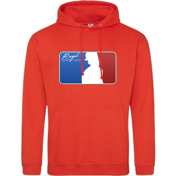 RoyaL RoyaL - MLG Sweatshirt JH Hoodie - Orange