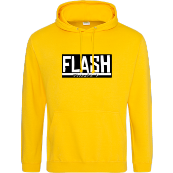 FlashtuneLPs - Flash JH Hoodie - Gelb
