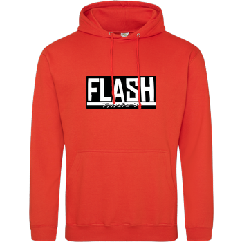 FlashtuneLPs - Flash JH Hoodie - Orange