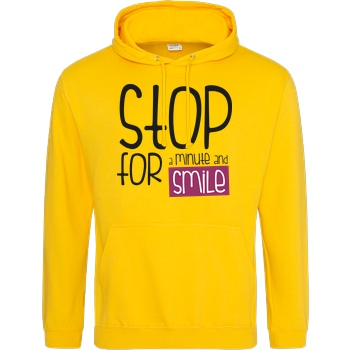 Fittihollywood FittiHollywood - SFAMAS Sweatshirt JH Hoodie - Gelb