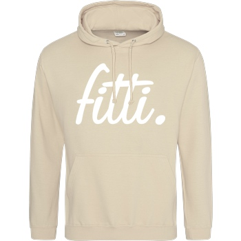 Fittihollywood FittiHollywood - fitti. Sweatshirt JH Hoodie - Sand