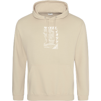 RangerCenter - Who we are JH Hoodie - Sand