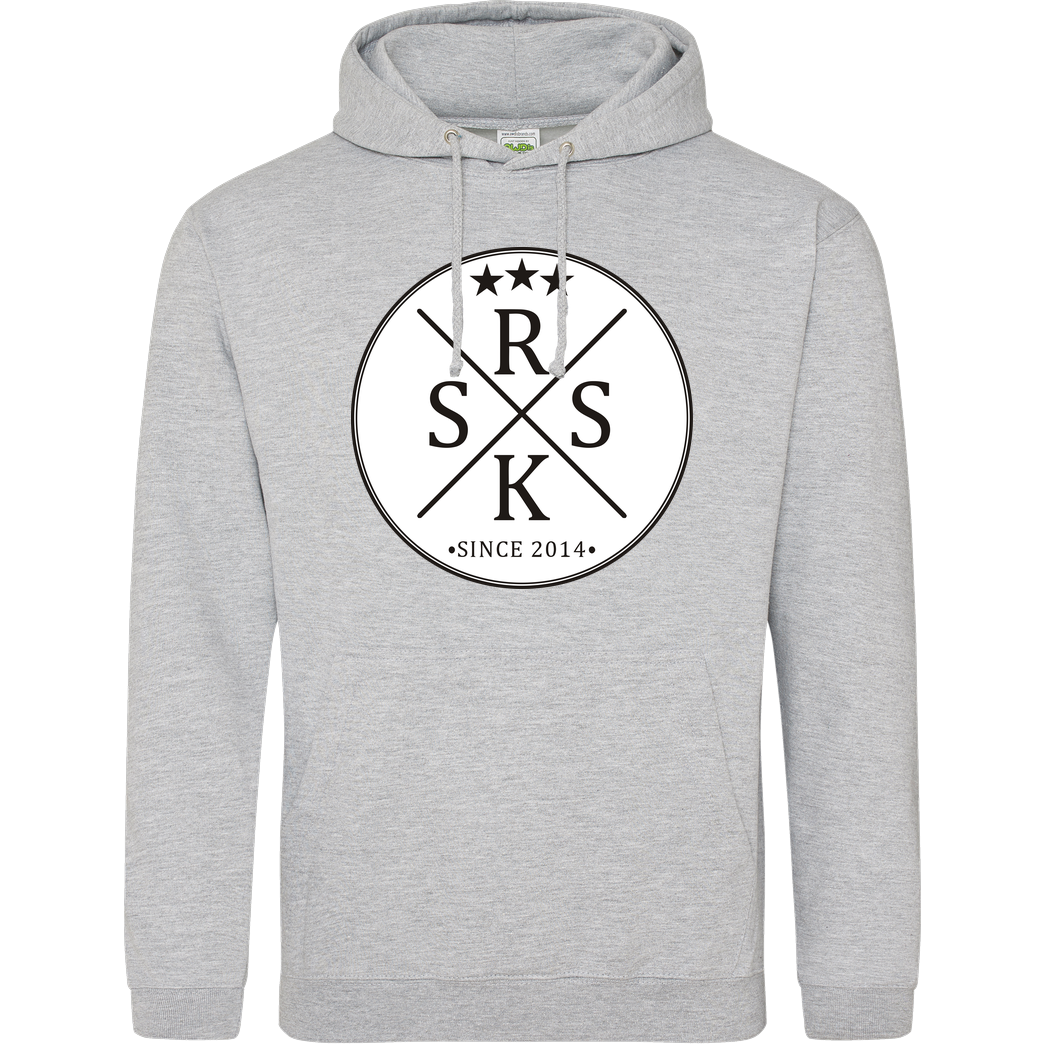 Russak Russak - RSSK Sweatshirt JH Hoodie - Heather Grey