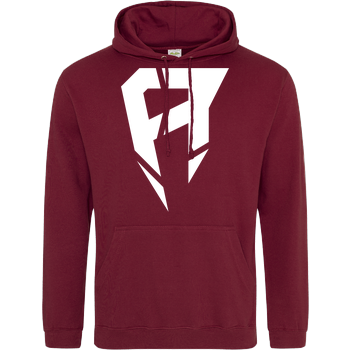 ApoRed - A JH Hoodie - Bordeaux