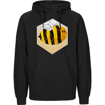 Jaybee - Jay to the Bee Fairtrade Hoodie