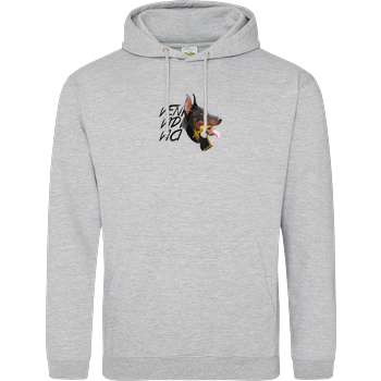 RoyaL - VVV Premium JH Hoodie - Heather Grey
