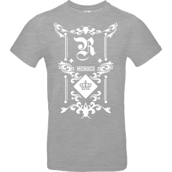 RoyaL RoyaL - Classic T-Shirt B&C EXACT 190 - heather grey