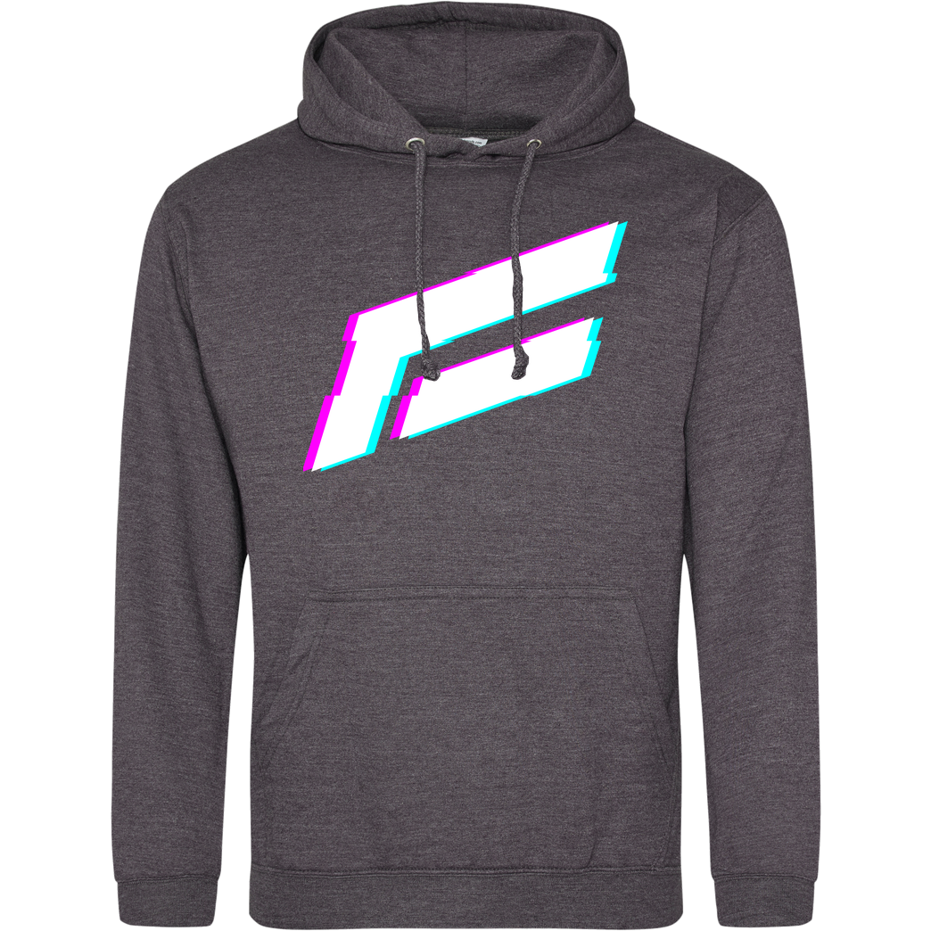 FantouGames FantouGames - Glitch Sweatshirt JH Hoodie - Dark heather grey