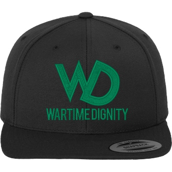 Wartime Dignity - Cap bottle green
