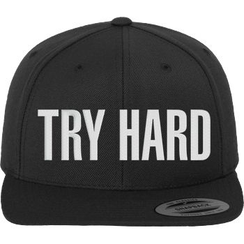 MarcelScorpion - Try Hard Cap white