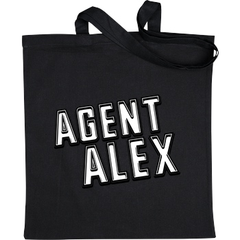 Agent Alex - Logo black