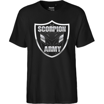 MarcelScorpion MarcelScorpion - Scorpion Army T-Shirt Fairtrade T-Shirt