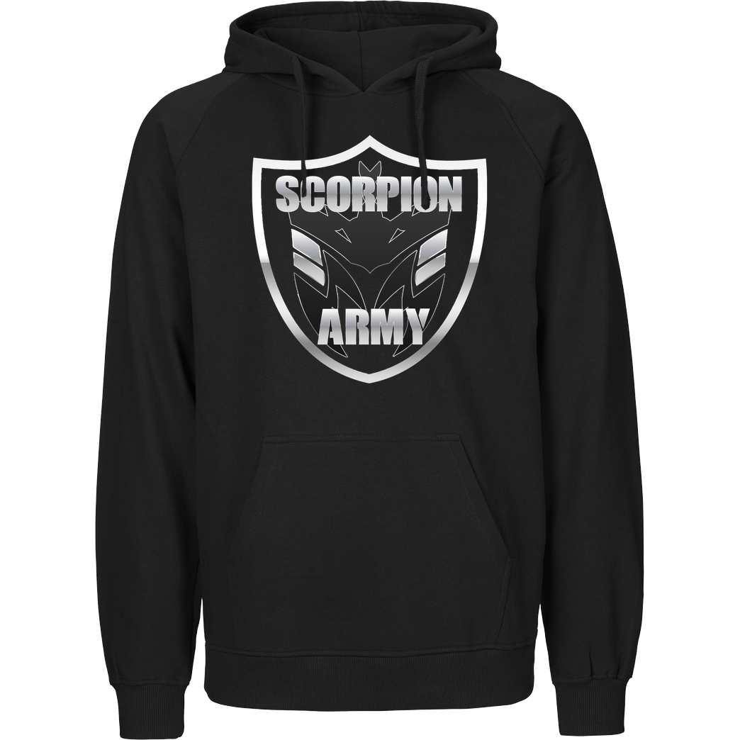 MarcelScorpion MarcelScorpion - Scorpion Army Sweatshirt Fairtrade Hoodie