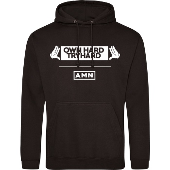 AMN-Shirts - Own Hard white