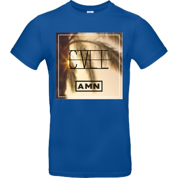 AMN-Shirts - Call beige