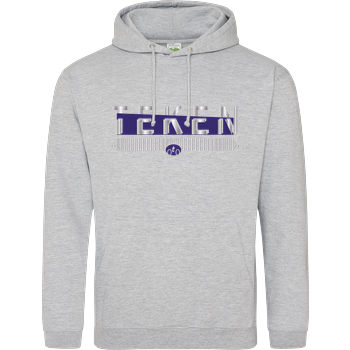Teken - Logo JH Hoodie - Heather Grey