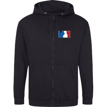 Royal - MLG Hoodiejacke black