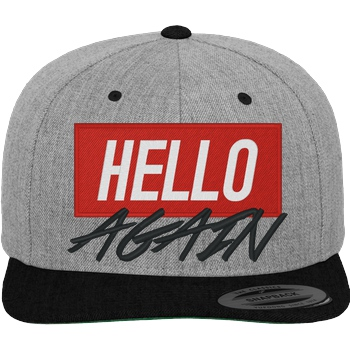 Der Keller - Hello Again Red Cap black