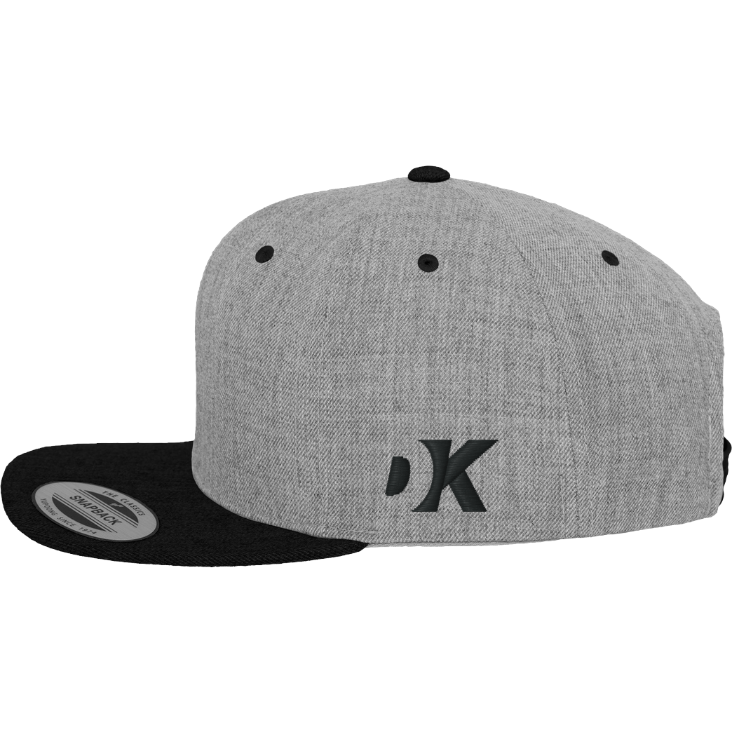 Der Keller Der Keller - Hello Again Red Cap Cap Cap heather grey/black