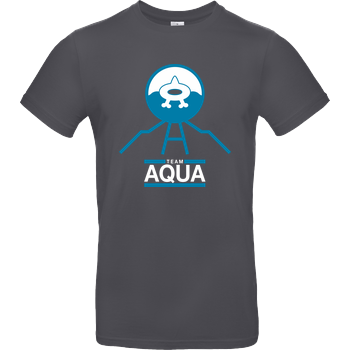 Team Aqua B&C EXACT 190 - Dark Grey