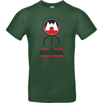 Team Magma red