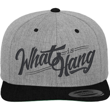 Fedor - iLoveCookiiezz - What is Hang? Cap heather grey